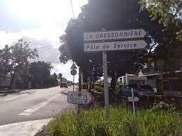 St André : le quartier de la Cressonnière évacué