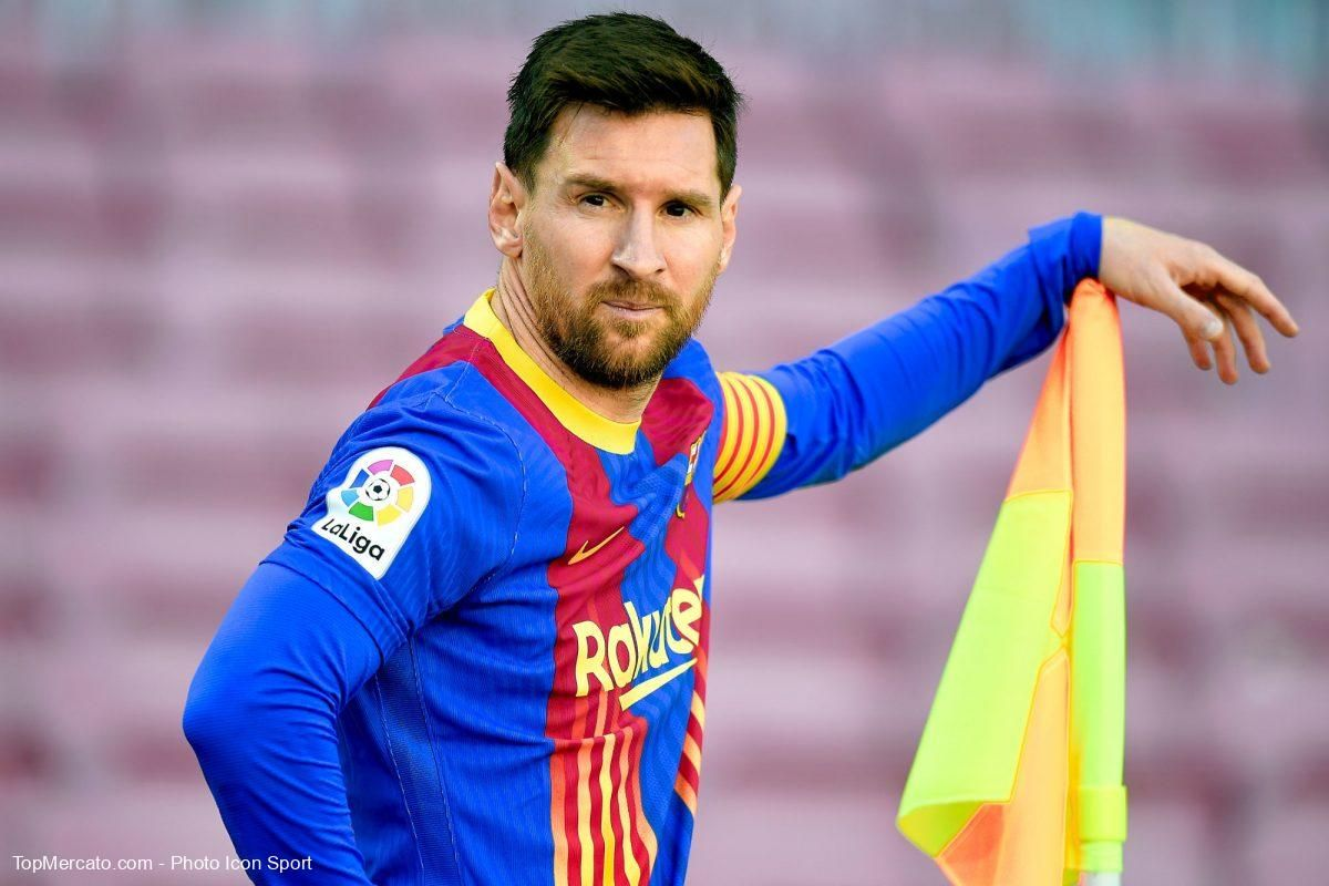 Visite médicale pour Messi ce lundi