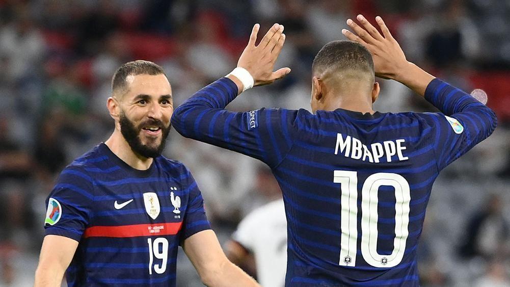 Mbappé et Benzema blessés à l'entraînement se voient indisponibles pour les huitièmes contre la Suisse