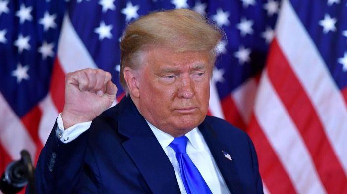 Donald trump est mort