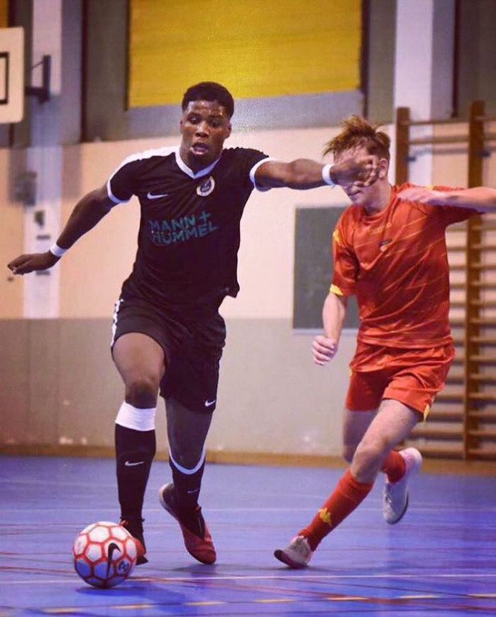 Yadali Diaby ancien espoir du FC Metz en phase de signer avec le Fc Nantes